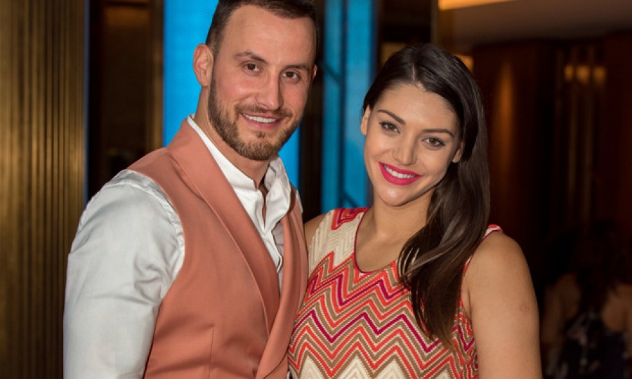 Intim fotót osztott meg a rajongókkal Kulcsár Edina férje