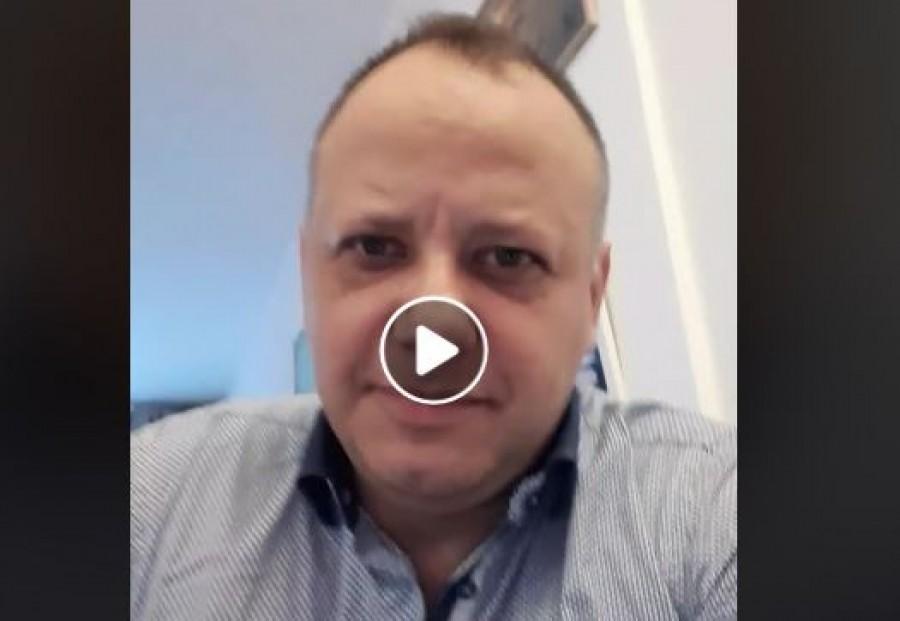 Damu Roland üzenete Andy Vajna halálával kapcsolatban