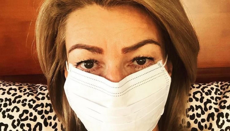 Nem javul Barta Sylvia állapota: elérte a tüdejét a betegség