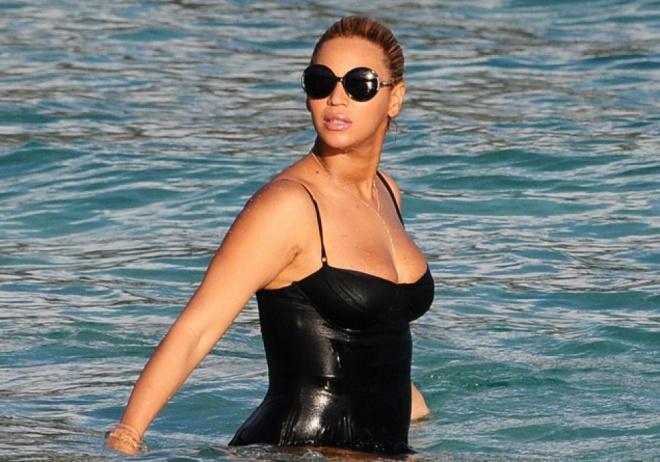 Beyonce egy másik földrészt választ, ha nyaralásról van szó