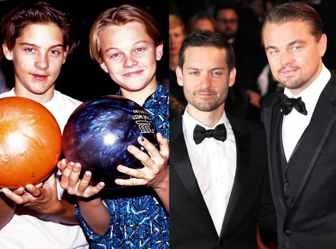 Emlékszel, hogy kezdte? - Leonardo DiCaprio