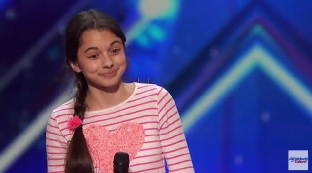Egy tizenhárom éves kislány torkából olyan hangok jönnek ki, amire senki nem számított...