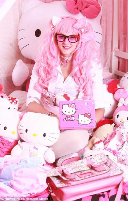Bekattant vagy csak gyűjtögető? Hello Kitty mániás?