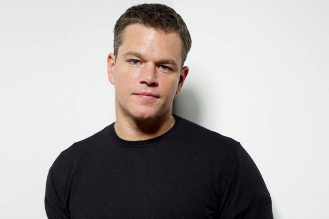 Csirkemell diéta, ami majdnem megölte Matt Damont!