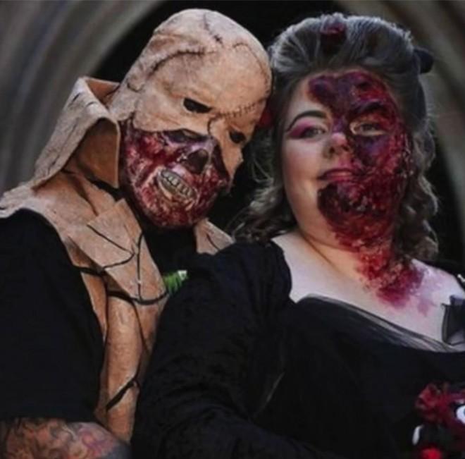 10 esküvői fotó, amin nem tudod, hogy borzongj vagy szörnyülködj!