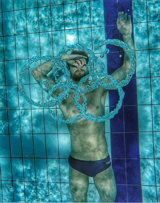 Twitteren versengenek a legviccesebb fotó címéért a Rióban lévő olimpikonok!