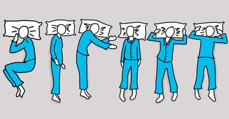 Biztos nem udtad, hogy milyen sokat elárul rólad az a póz, amiben alszol.