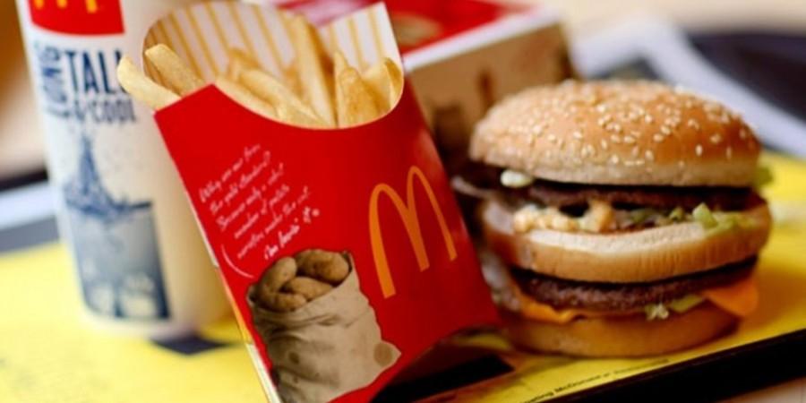Így vernek át a McDonald's-ban!