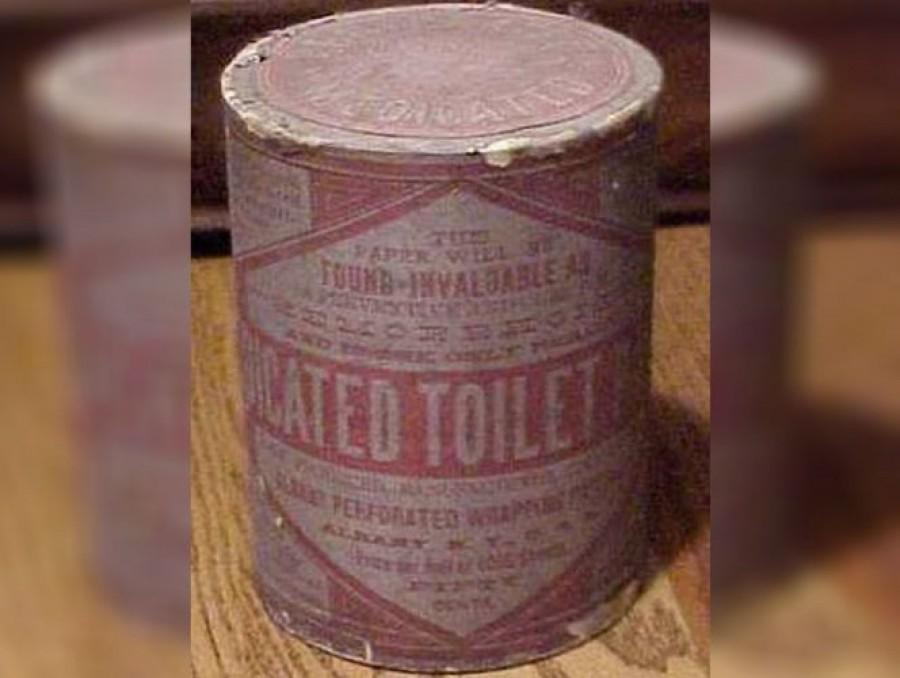 Tudtad, hogy az 1930-as évekig az emberek nem használtak wc papírt?