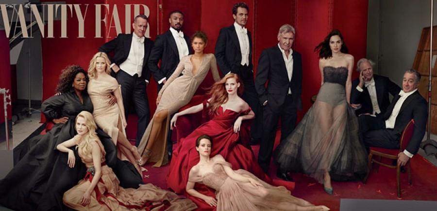 Világsztárok estek áldozatul a Vanity Fair magazin Photoshopjának