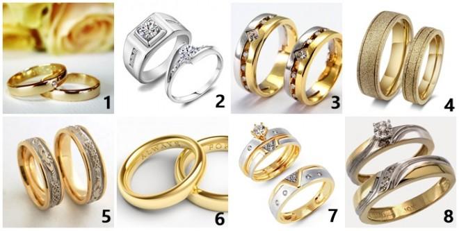 Melyik gyűrűt viselnéd legszívesebben? Egy csomó dolgot elárul rólad!