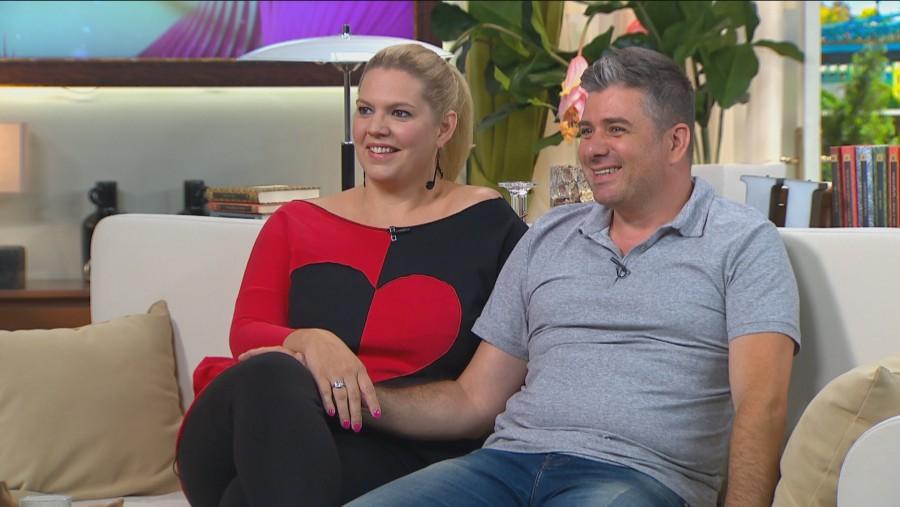 Gratulálunk, megszületett Balássy Betty és Varga Ferenc gyermeke!